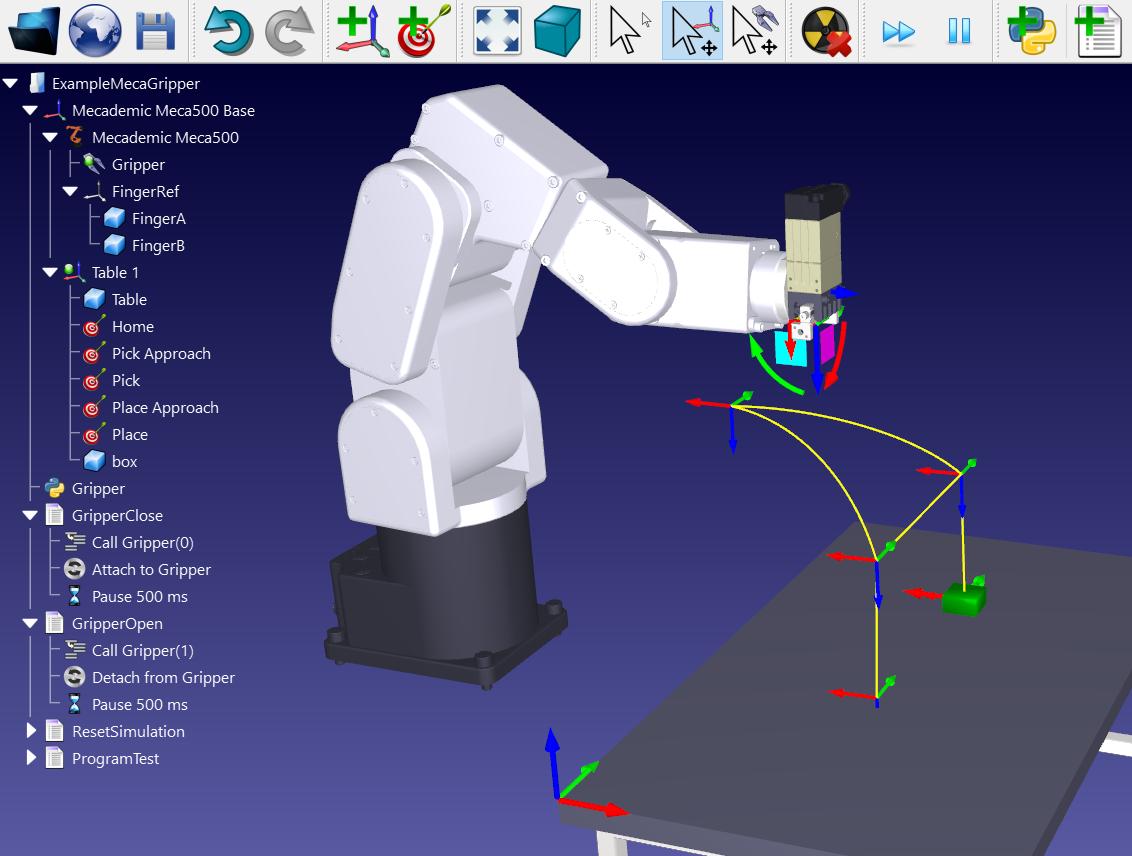 RoboDK / Robotic software – Horosys